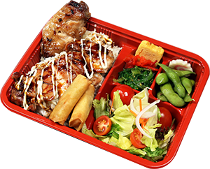 Teriyaki-Chicken-Bento
